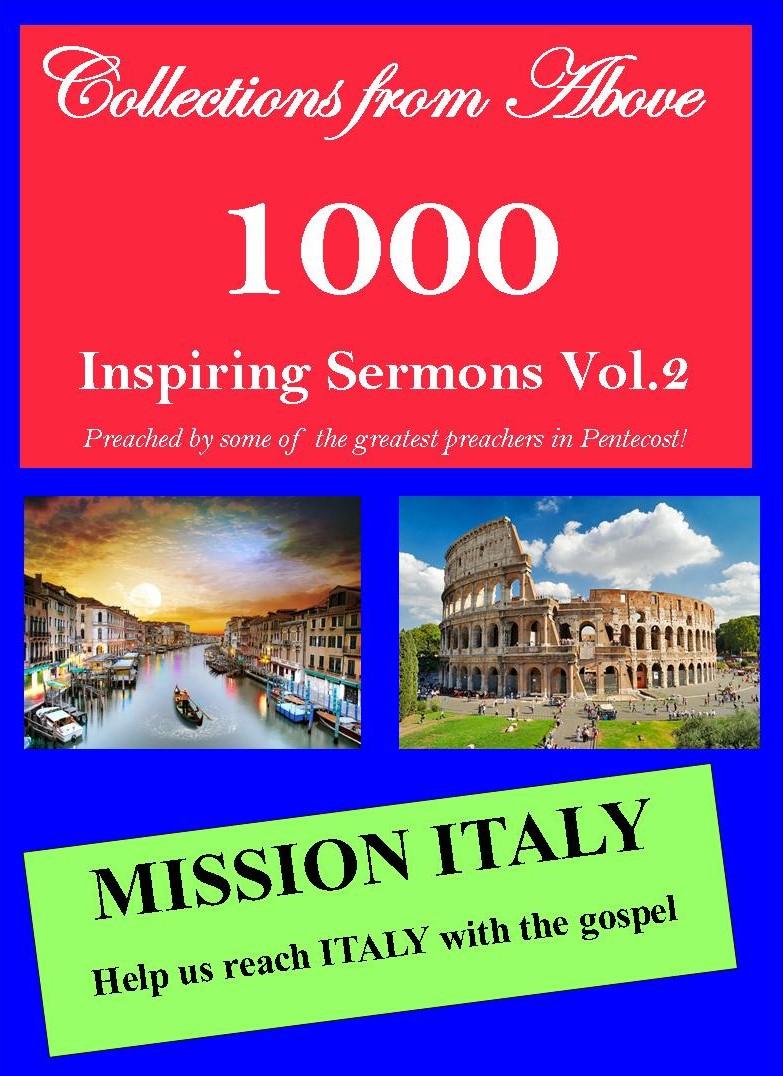 1000 Pentecostal Sermons Vol 2