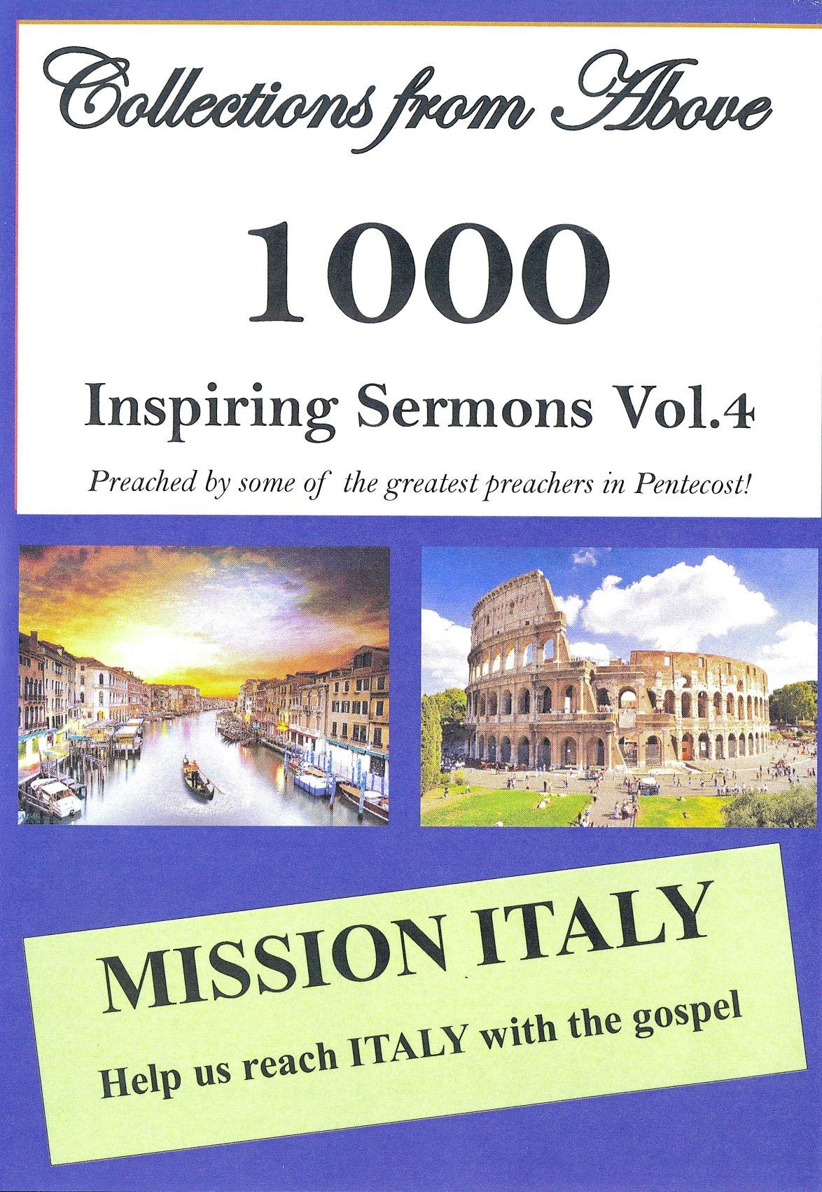 1000 Pentecostal Sermons Vol 4