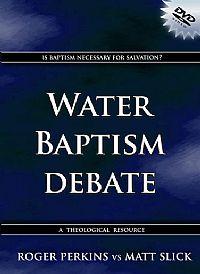 the baptism debate